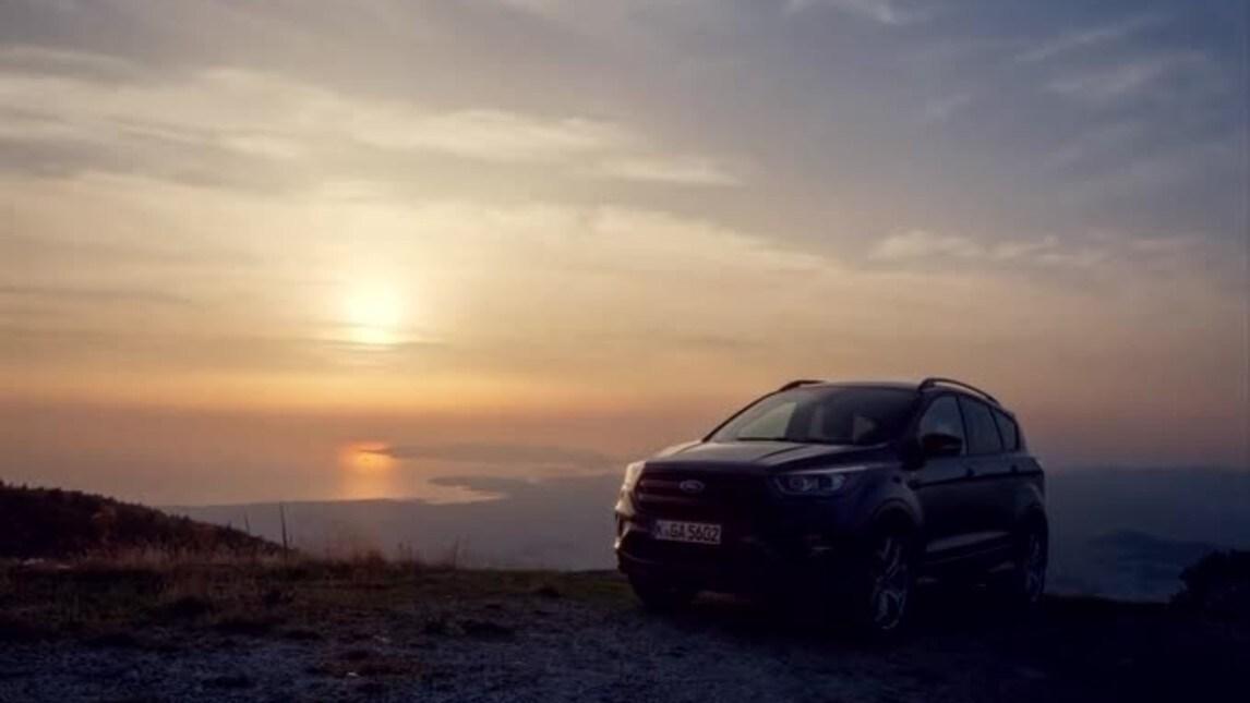 Verso il Polo Nord con la nuova Ford Kuga