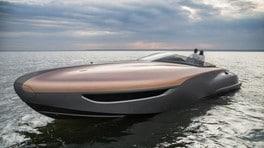 Lexus Sport Yacht, la coupé del mare