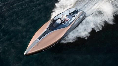 Lexus Sport Yacht concept: foto