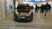 Nissan Airport Experience, la Leaf diventa uno shuttle