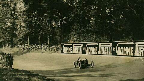 La storia di Pirelli, le foto più belle