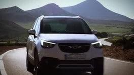 Opel Crossland X, la Meriva diventa crossover