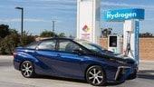 Auto a idrogeno: in Italia entro il 2025 un