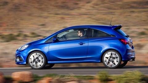Opel Corsa OPC, foto e prezzi