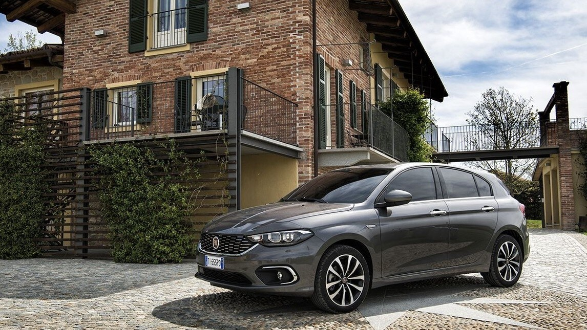 Nuova Fiat Tipo 1.4 120 CV GPL di serie - GPL - Motor1.com ...