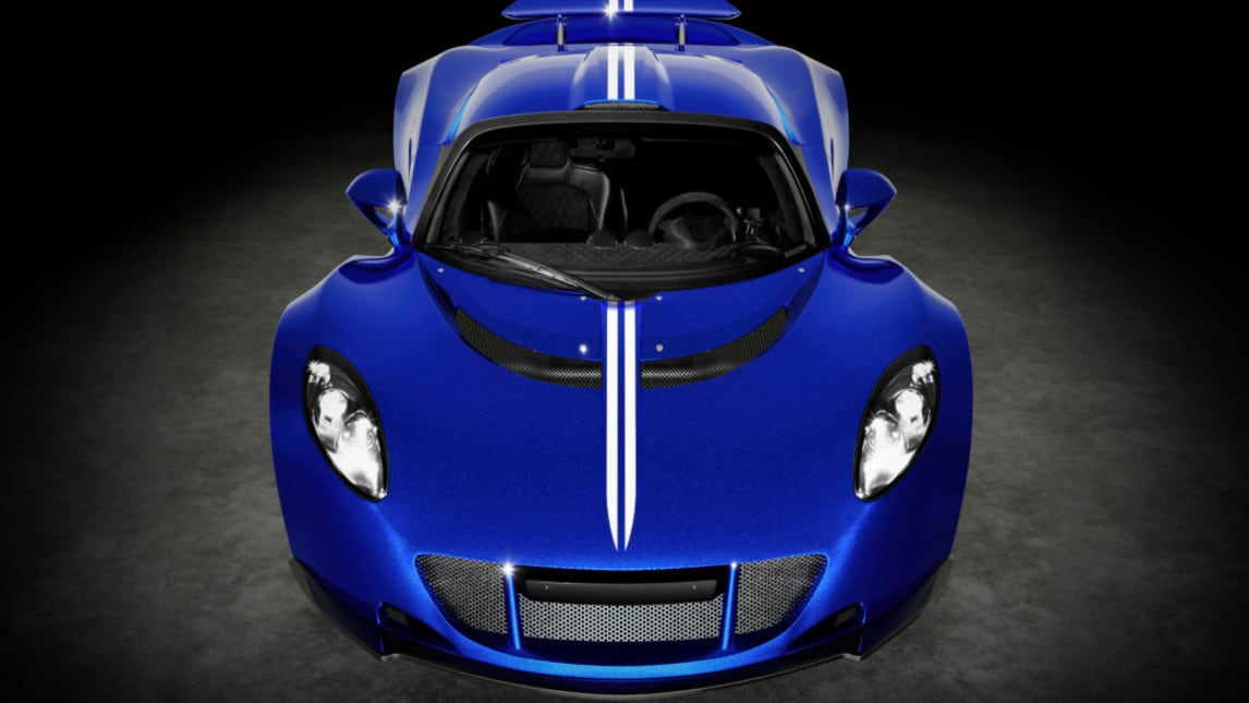 Hennessey Venom GT va in pensione, ora tocca alla F5
