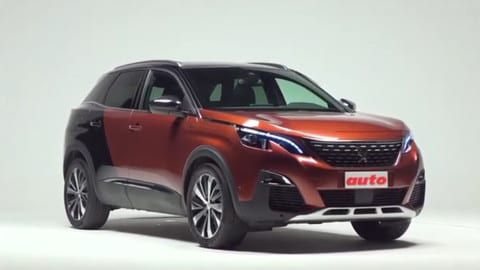 Peugeot 3008, la video-prova del crossover francese