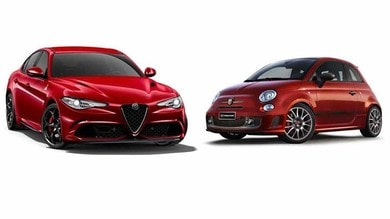 Alfa Romeo Giulia e Abarth 595 nominate Best Car 2017