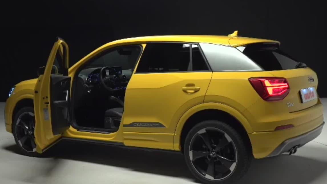 Audi Q2 2.0 TDI: città, strada e fuoristrada
