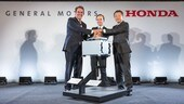 Honda e GM, partnership per l'auto a idrogeno