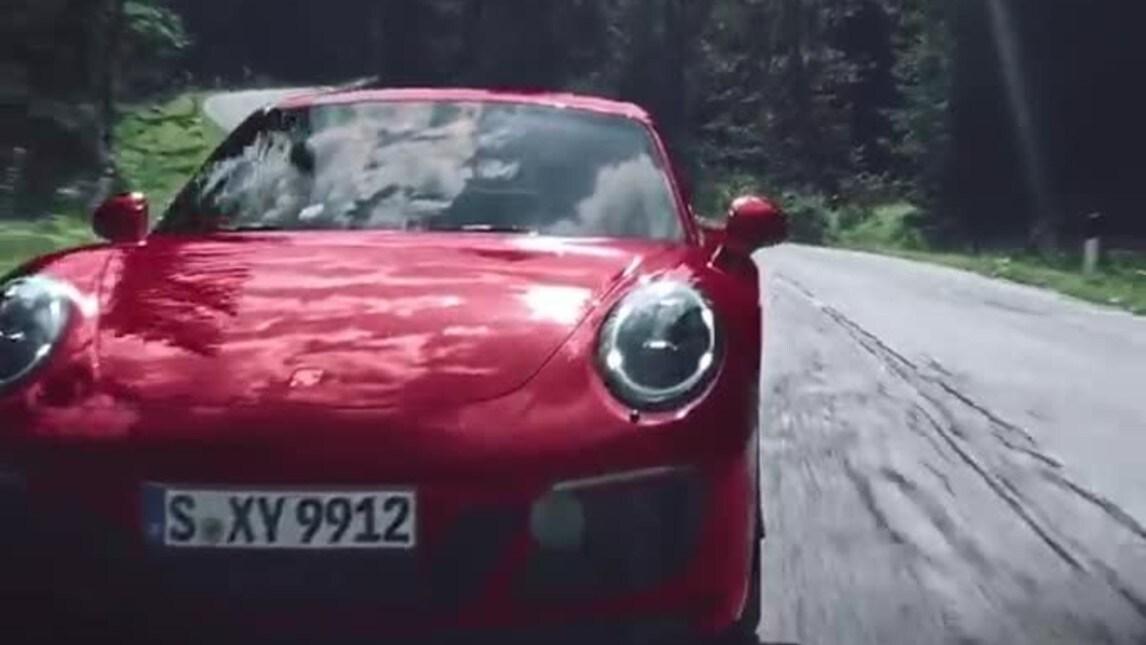 Porsche 911 Carrera GTS: sempre più in alto