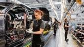 Mercedes, a Sindelfingen la futura gamma EQ
