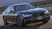 BMW M760Li xDrive, ammiraglia da pista