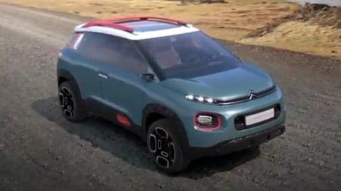 C-Aircross, Citroen anticipa la nuova C3 Picasso