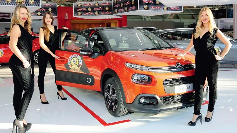 Nuova Citroën C3: l'utilitaria si colora