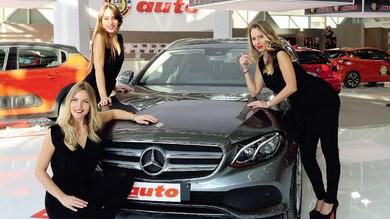 Nuova Mercedes Classe E...rivoluzione della specie