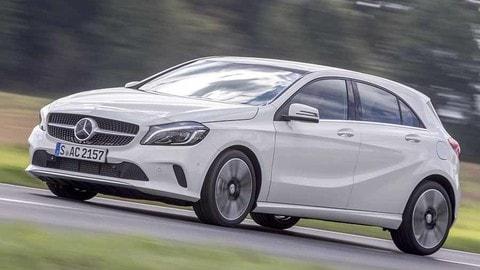 Mercedes Classe A Next: foto