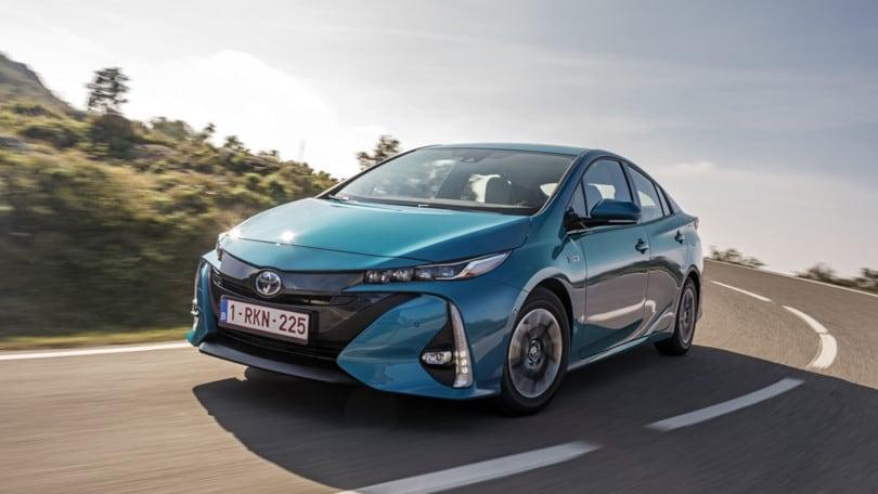 Toyota Prius PHV Hybrid Plug-in: primo contatto