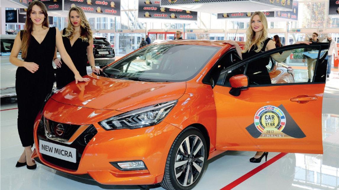 La nissan micra batte cinque for Nissan offerte speciali