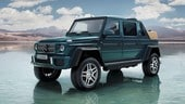 "Mercedes-Maybach G 650 Landaulet, ""cabrio"" alternativa"