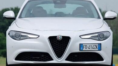 Tutta una questione di handling per la Alfa Giulia