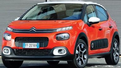 Citroën C3...quella della telecamera