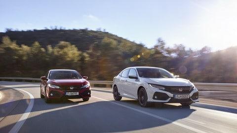 Honda Civic, foto e prezzi