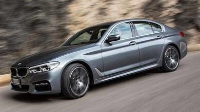 BMW Serie 5, primo contatto: vale più di un'ammiraglia
