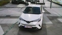Toyota C-HR il crossover per la smart city