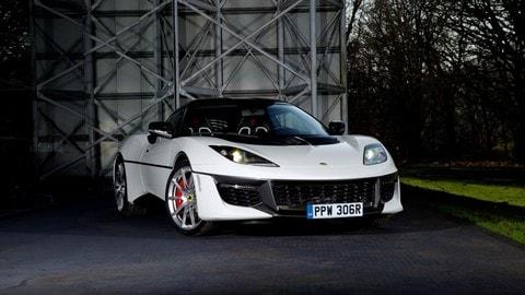 Lotus Evora Sport 410, one-off dedicata a Bond
