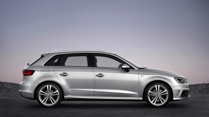 Audi A3, arriva il 1.6 TDI da 116 cv