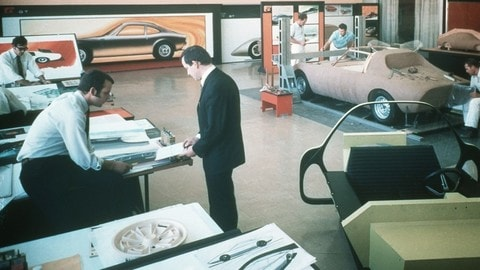 Opel, i 50 anni del design center