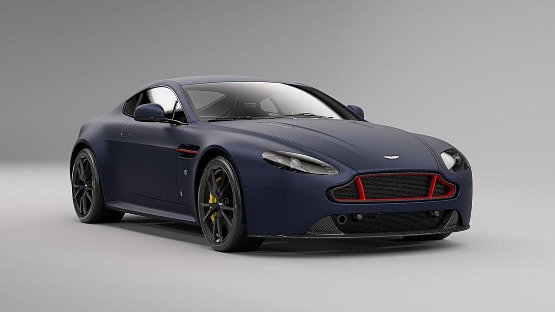 Aston Martin Vantage Red Bull Racing, le foto