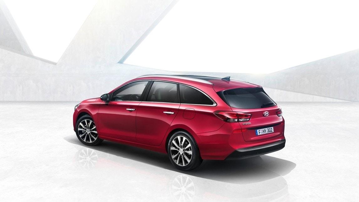 Hyundai i30 Wagon, le foto
