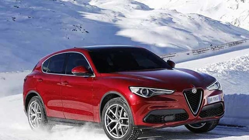 Alfa Romeo Stelvio Prezzo Da 50 800 Euro Video E Foto Auto It