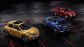 Nissan Juke, per carnevale personalizzazioni in omaggio