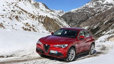 Alfa Romeo Stelvio, primo contatto: come te non c'è nessuno