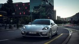 Porsche Panamera Turbo S E-Hybrid, il meglio di due mondi