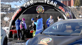 Car of the Year a Cervinia: in bella mostra le 7 auto finaliste