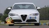 Alfa Romeo Giulia, la candidata italiana per l'Auto dell'Anno