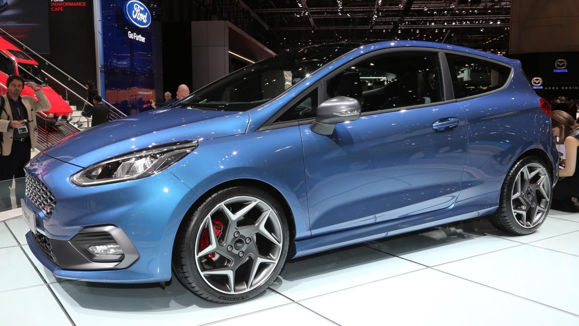 Nuova Ford Fiesta St 2018 Le Foto Auto It