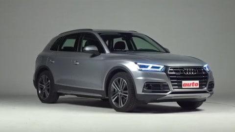 Audi Q5, stile che vince non si cambia