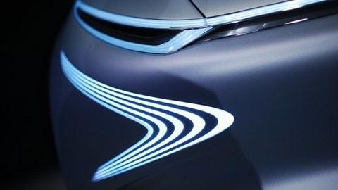 Hyundai FE Concept al Salone di Ginevra, le foto