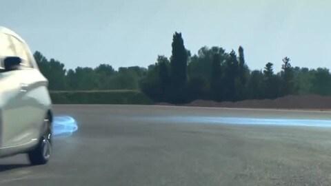 Renault Zoe, un fulmine elettrico da 460 CV