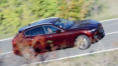 Maserati Levante S, elegante ma cattiva: la prova