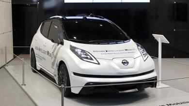 Nissan al Cebit con le tecnologie della guida autonoma