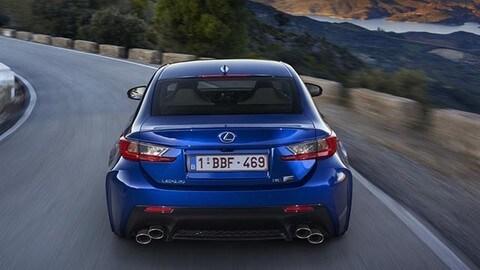 Lexus, ecco la gamma sportiva F con le RC F e GS F