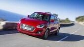 Suzuki Swift, nuova e soprendente: primo contatto