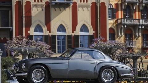 Alfa Romeo 6C Villa d'Este, la coupé torna a casa