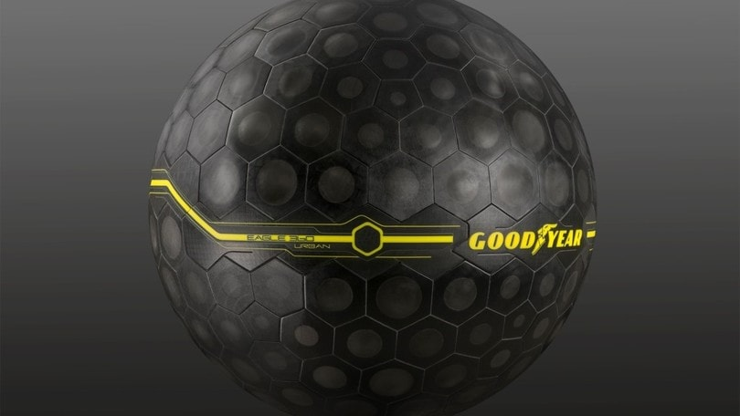 Goodyear IntelliGrip Urban per la guida autonoma